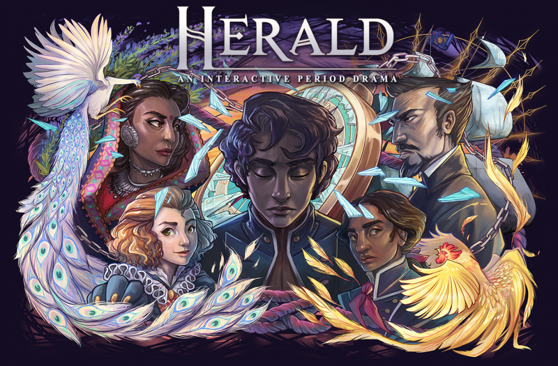 Herald - Cover