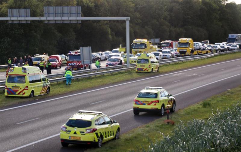 Verkeersongevallen met auto toegenomen