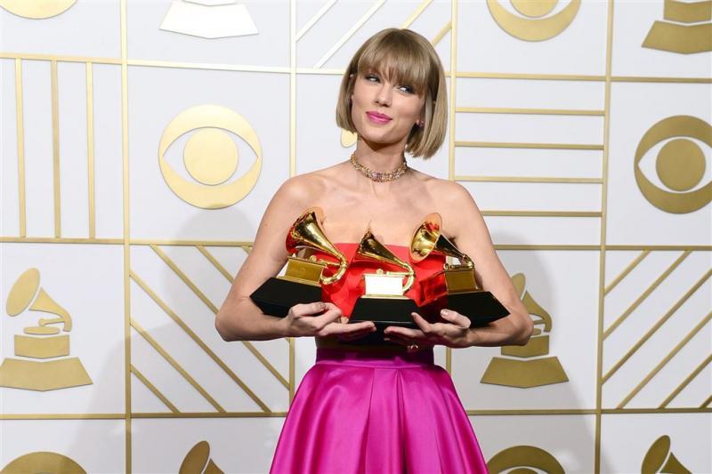 Taylor Swift is grootverdiener