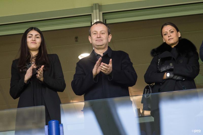 Vitesse kreeg 140 miljoen in zes jaar van eigenaar Chigirinskiy (Pro Shots / Ronald Bonestroo)