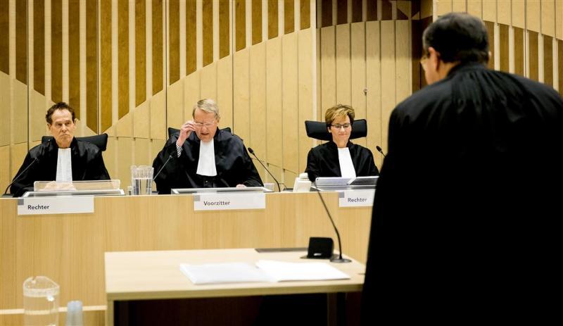 Wrakingskamer verwerpt wraking rechter