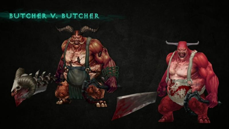Diablo @ Blizzcon 2016 - butcher (Foto: Blizzard)