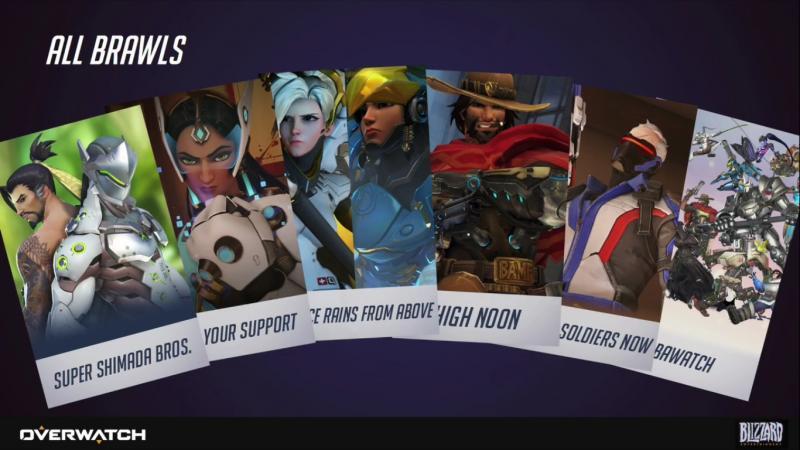 Overwatch Arcade All Brawls (Foto: Blizzard)
