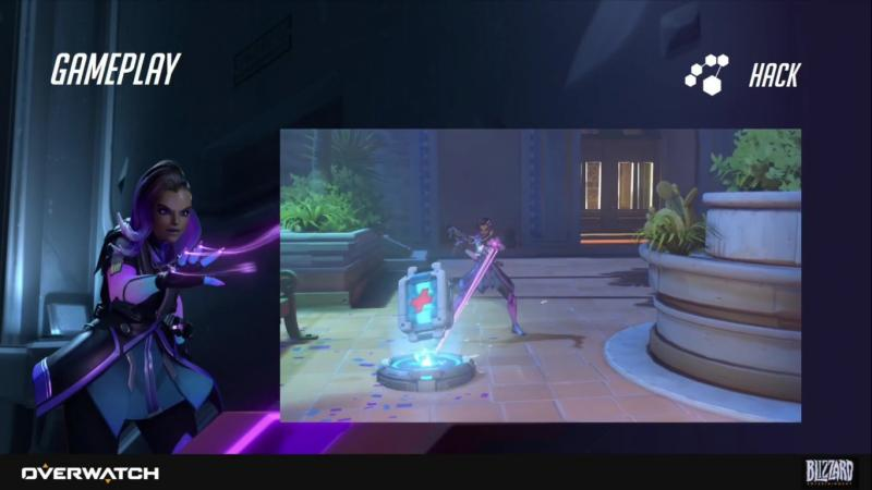 Overwatch Sombra hacking health pack (Foto: Blizzard)