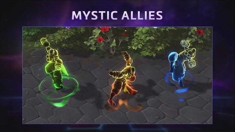 Heroes of the Storm - Mystic Allies (Foto: Blizzard)