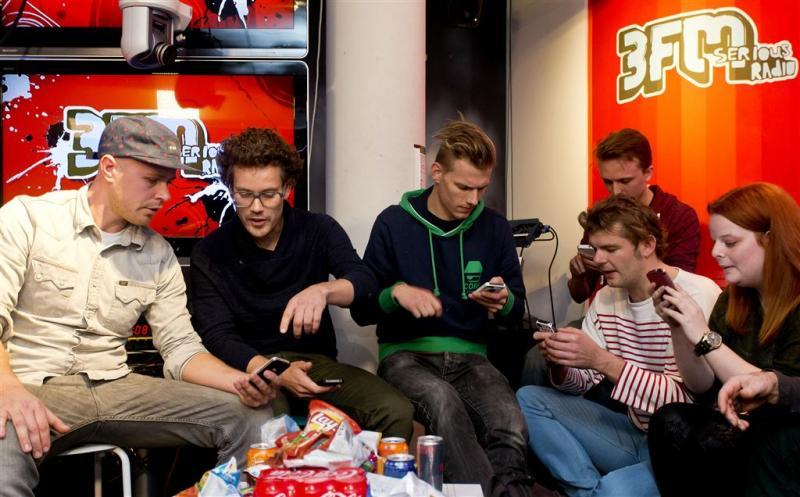 3FM schuift jong talent naar voren