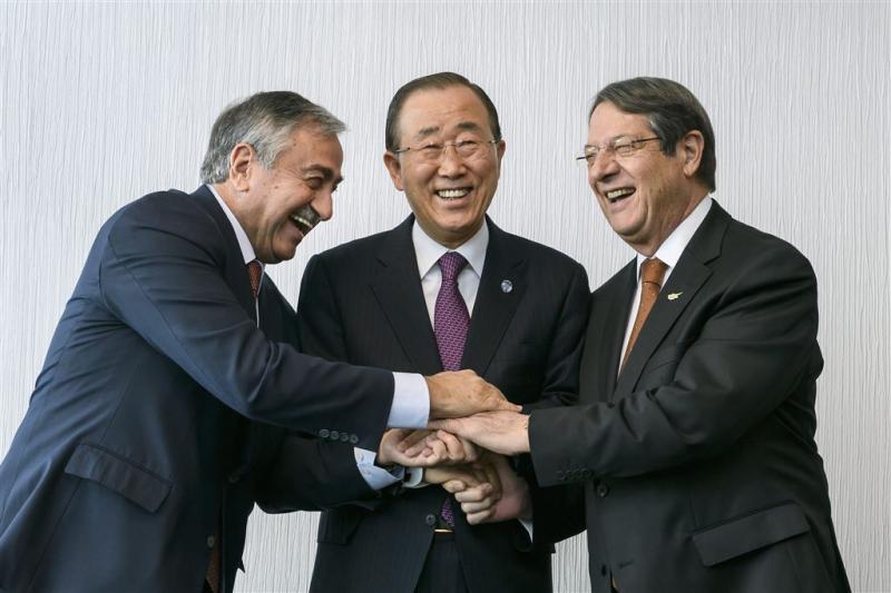 Optimisme rond Cypriotisch vredesoverleg