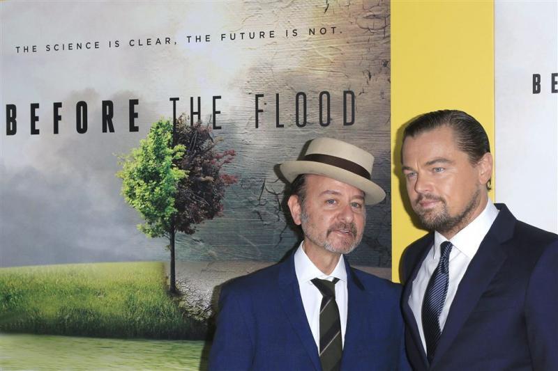 Docu DiCaprio tot na verkiezingen beschikbaar