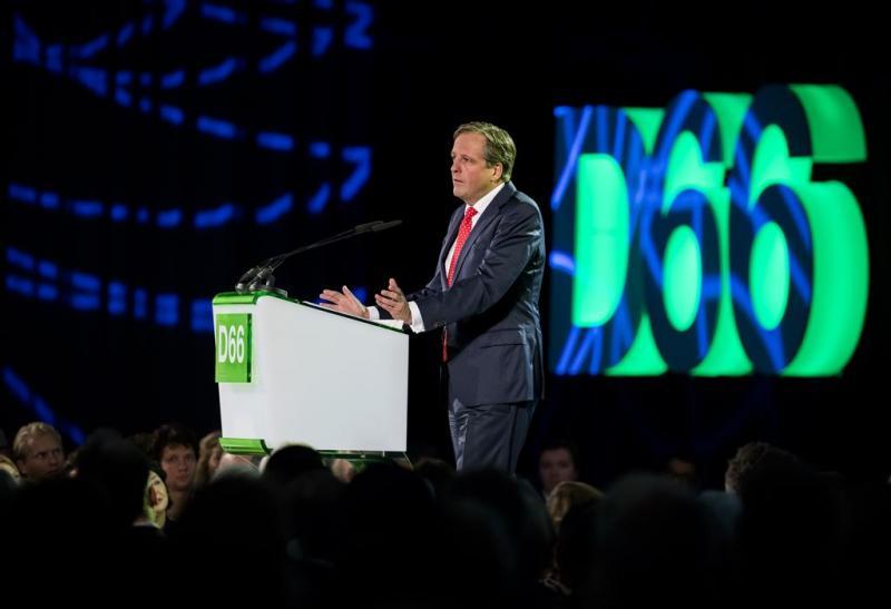 Drie vrouwen in top kandidatenlijst D66