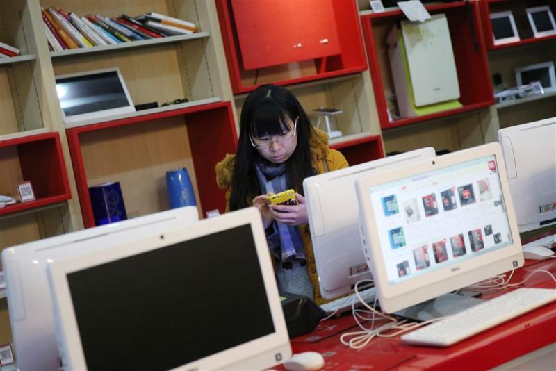 China verstevigt greep op internet