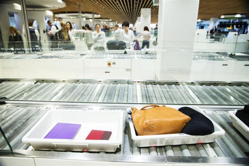 Laptop blijft in tas bij nieuwe handbagagescan