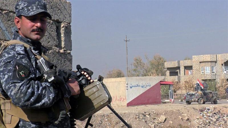 Massagraf met onthoofde lijken bij Mosul