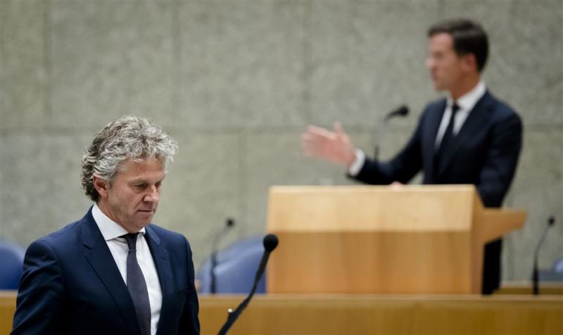 Rutte geeft toe in debat Oekraïnereferendum