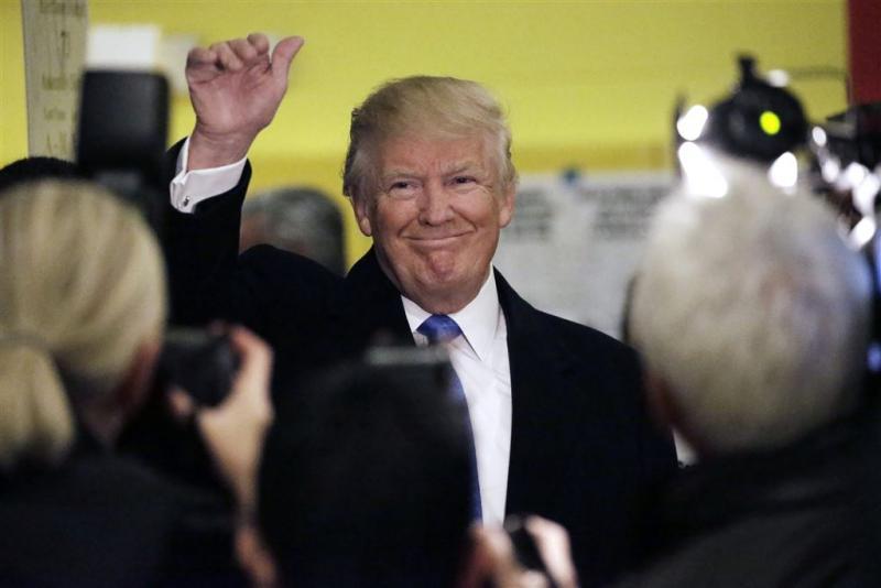 Trump ontwijkt antwoord over nederlaag