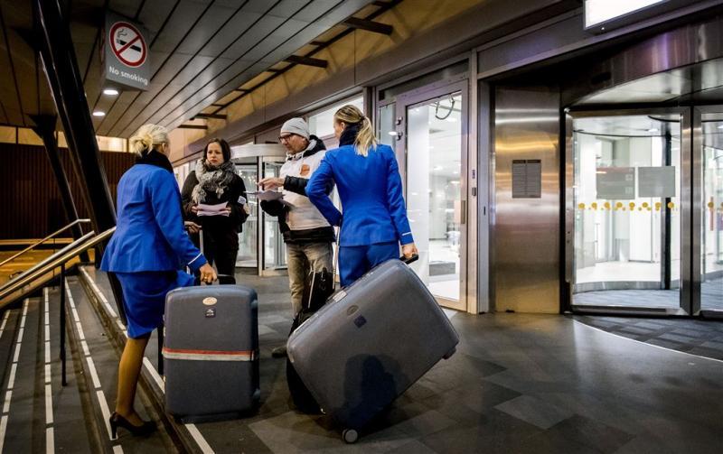 KLM verliest rechtszaak tegen bonden om acties