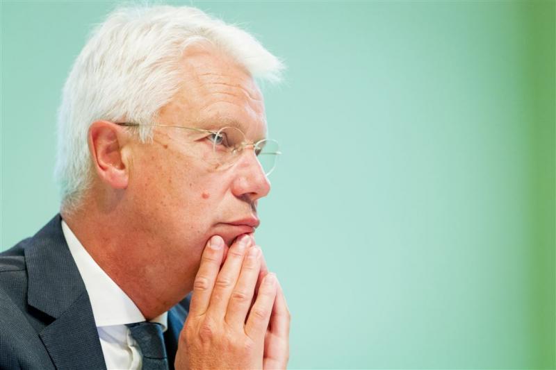 Van Dijkhuizen opvolger Zalm bij ABN AMRO