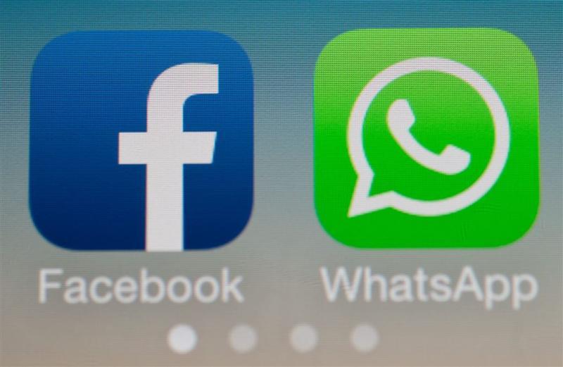 Facebook staakt delen data WhatsApp in EU