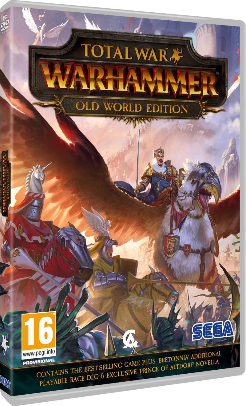 Total War: Warhammer: Old World Edition - packshot (Foto: SEGA)
