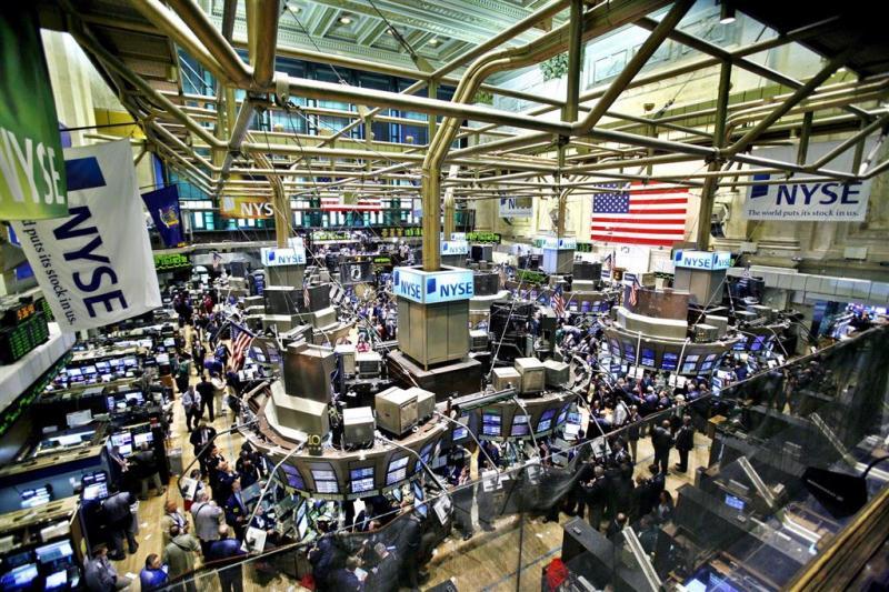 'Trump-rally houdt aan op Wall Street'