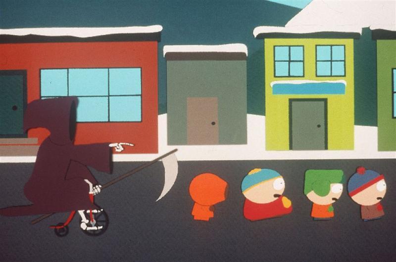 Verkiezingsaflevering South Park herschreven