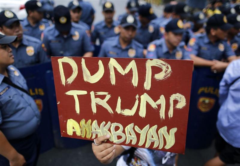 Tweede nacht protesten verloopt rustig in VS