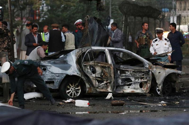 Meerdere doden bij bomaanslag Duits consulaat