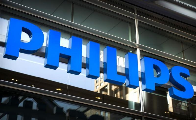 Gegevens medewerkers Philips op straat