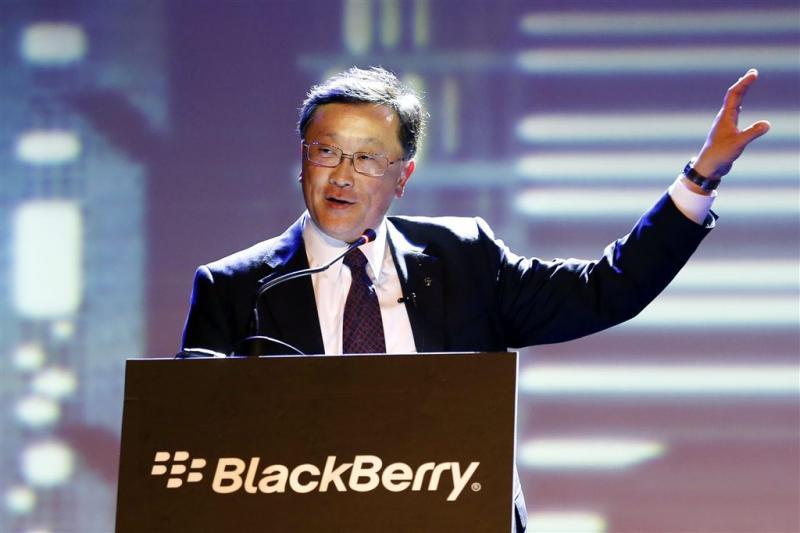 Blackberry nog een keer met toetsenbord