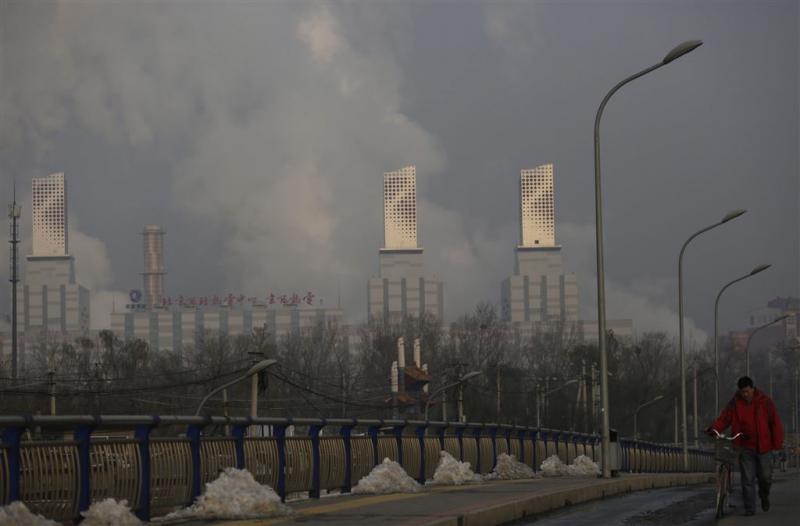 Mondiale CO2-uitstoot blijft stabiel