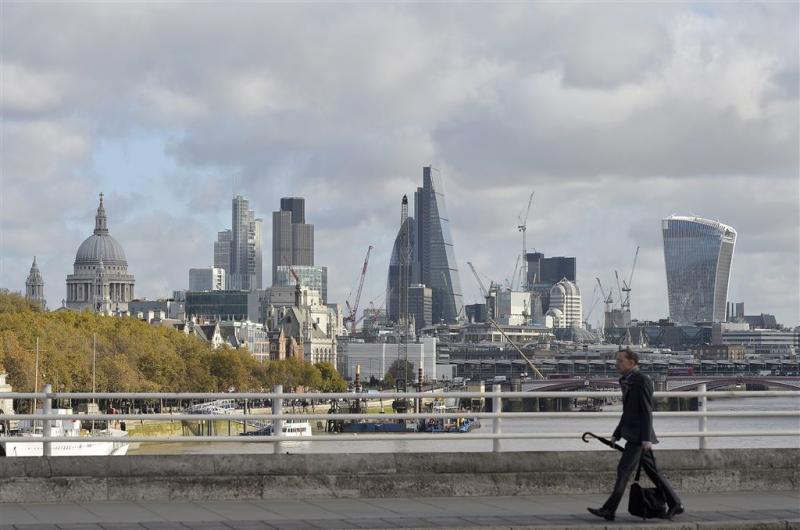 'Tienduizenden banen op de tocht in de City'