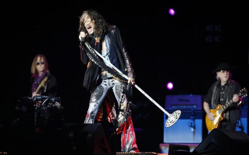 Afscheidstour Aerosmith slaat Nederland over