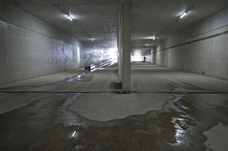 A2-tunnel Maastricht vanaf 16 december open