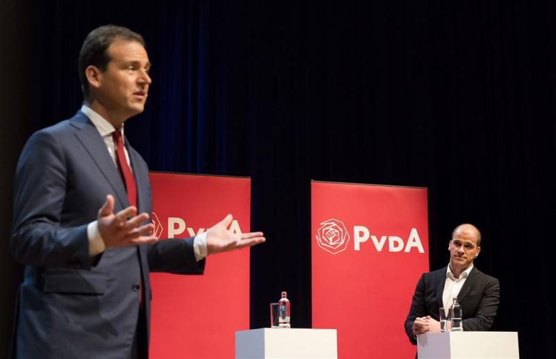 'PvdA zonder andere leider geen factor'