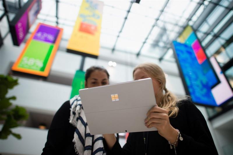 Microsoft investeert in windenergie