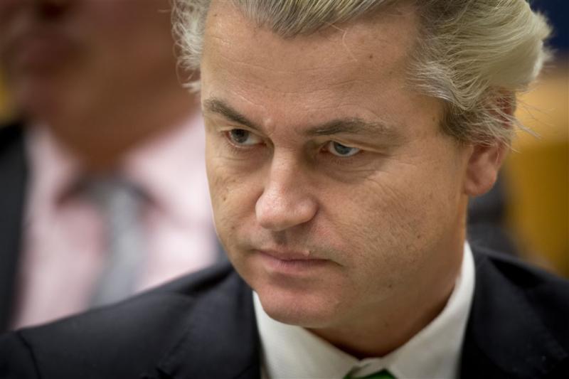 OM vervolgt Wilders 'vol overtuiging'