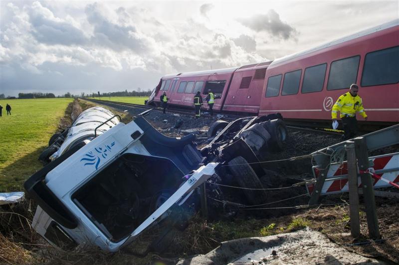 'Treinpassagiers hadden de angst in hun ogen'