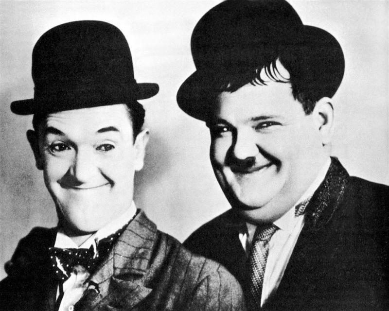Oogletsel bij Laurel en Hardy ernstig bekeken