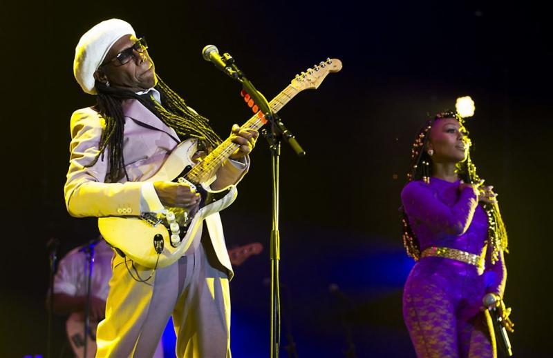 Oeuvreprijs voor Nile Rodgers