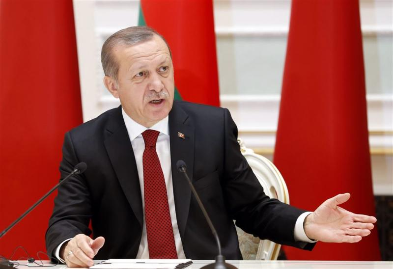 Erdogan richt blik op Rusland en China