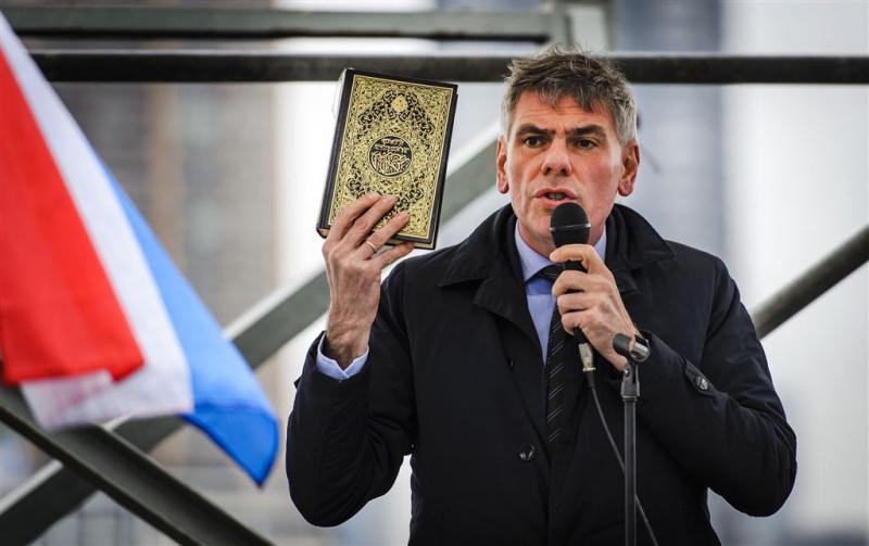 DeWinter berispt over Griekse extremisten