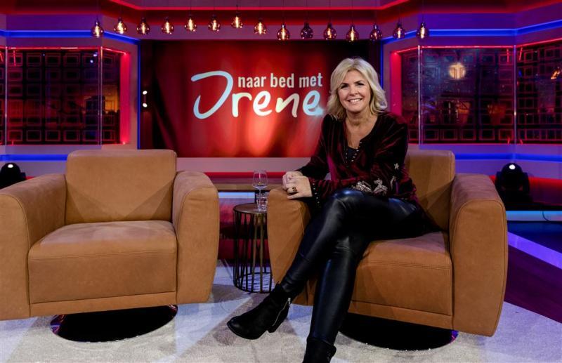 Irene Moors houdt 360.000 kijkers wakker