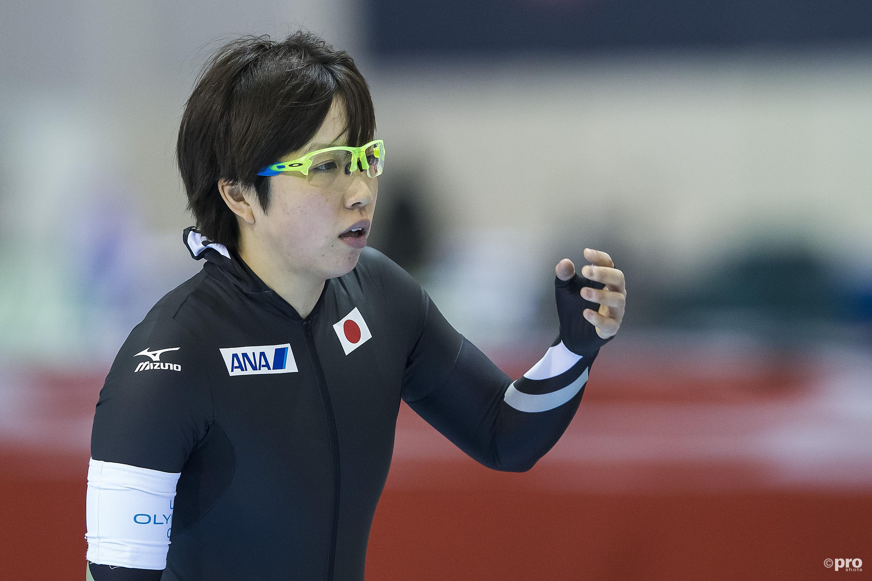 Nao Kodaira wint opnieuw. (PRO SHOTS/Erik Pasman)