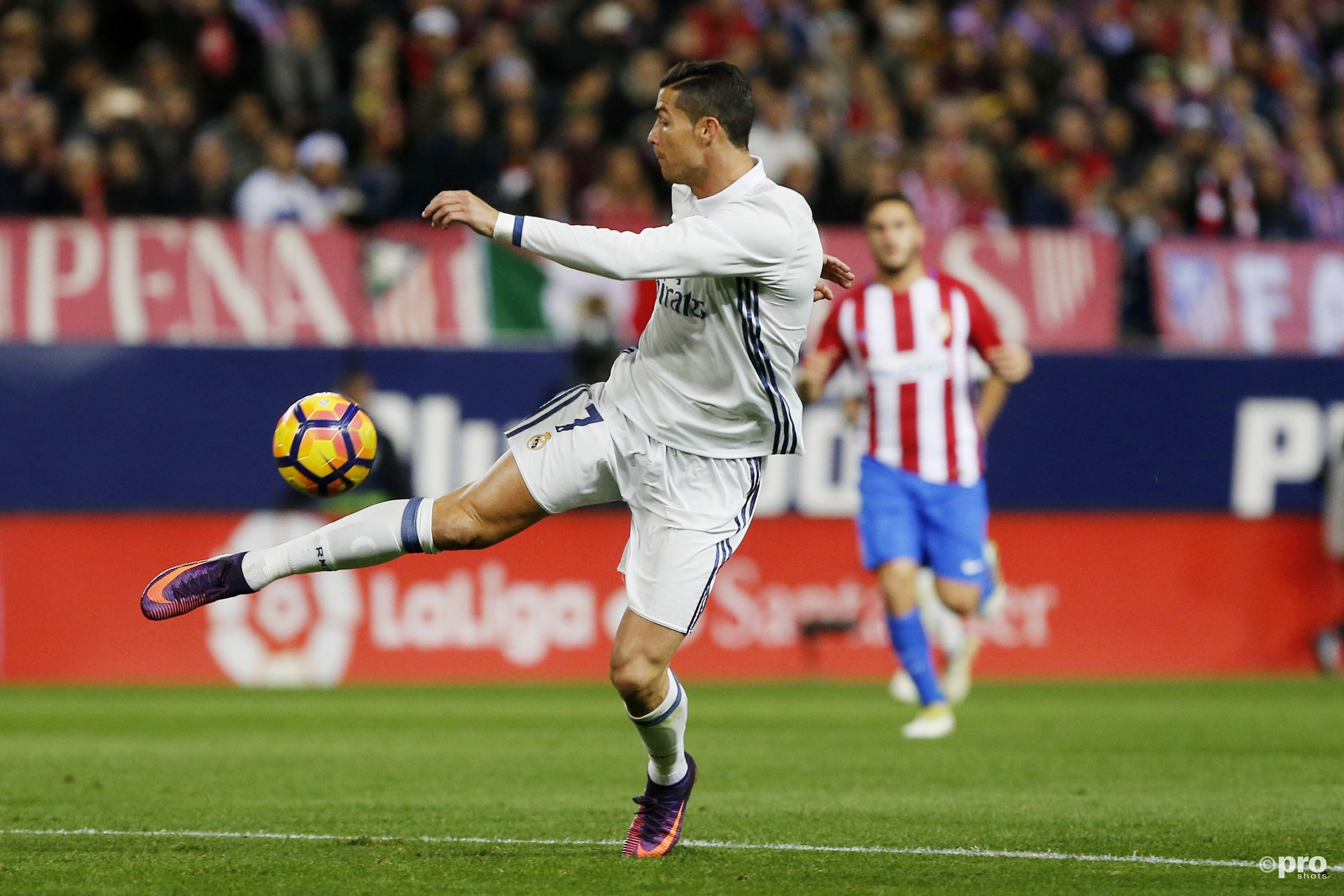 Ronaldo goed voor drie doelpunten. (PRO SHOTS/Marca)