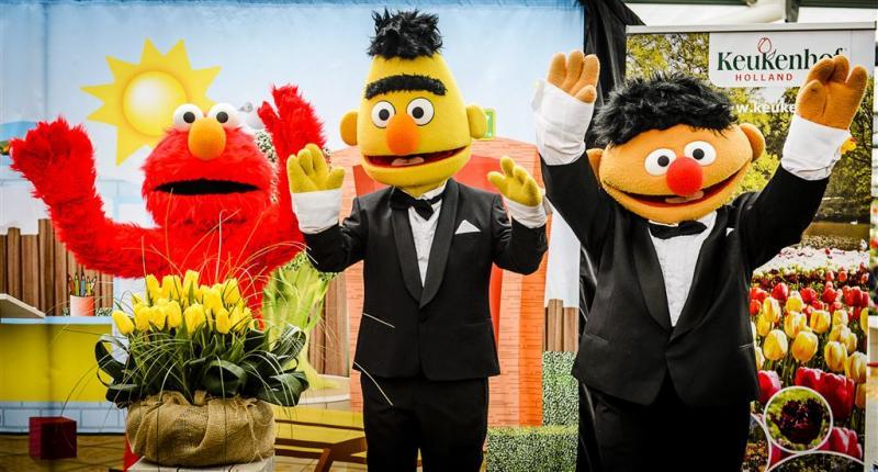 Honderd nieuwe afleveringen van Sesamstraat