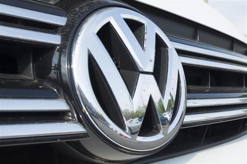 Volkswagen grijpt in bij hoofdmerk