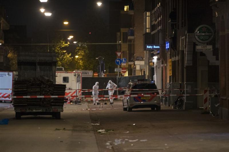 Politie zoekt 2 getuigen schietincident