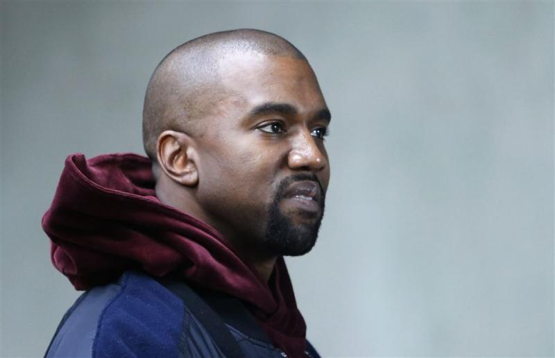 'Kanye West opgenomen in ziekenhuis'