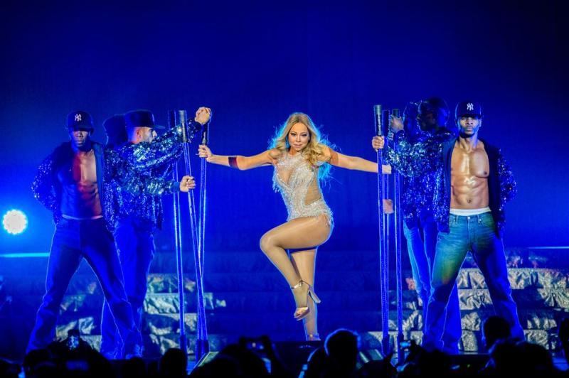 Mariah Carey wil verder met haar leven