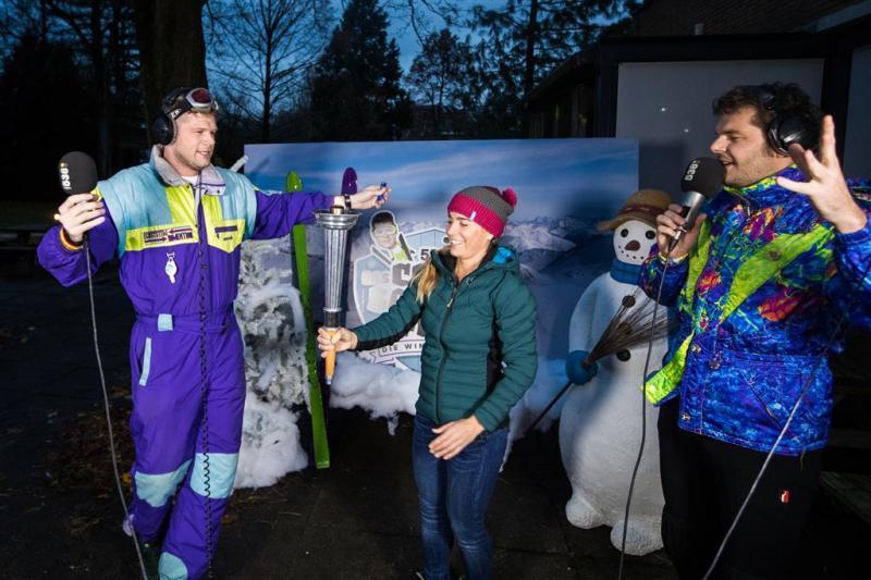Winterspiele thema Coen en Sander Fest 2017