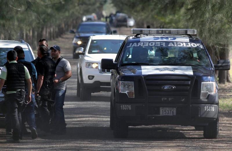 Mexicaanse politie doet gruwelijke vondsten